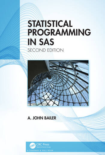 Statistical Programming in SAS book cover