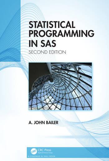 Statistical Programing in SAS book cover