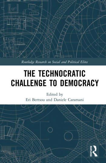 The Technocratic Challenge to Democracy book cover