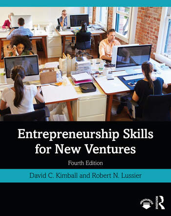 Entrepreneurship Skills for New Ventures book cover