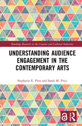 Understanding Audience Engagement in the Contemporary Arts book cover