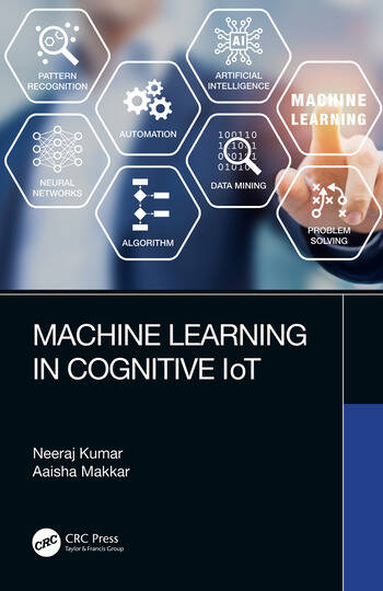 Machine Learning in Cognitive IoT book cover