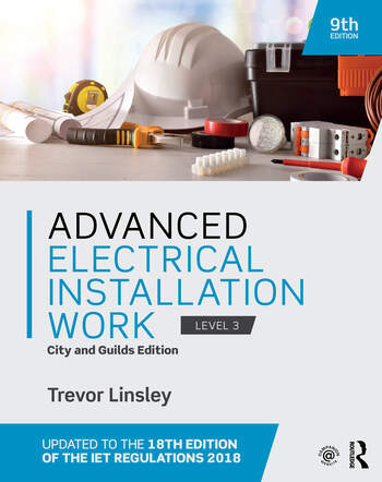 Advanced Electrical Installation Work City and Guilds Edition book cover