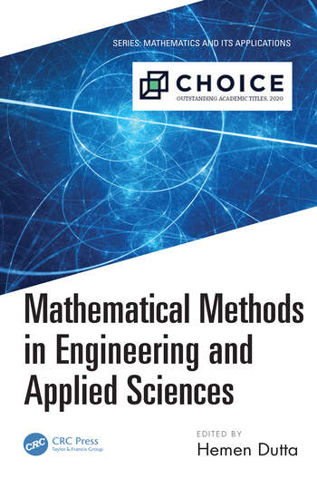 Mathematical Methods in Engineering and Applied Sciences book cover