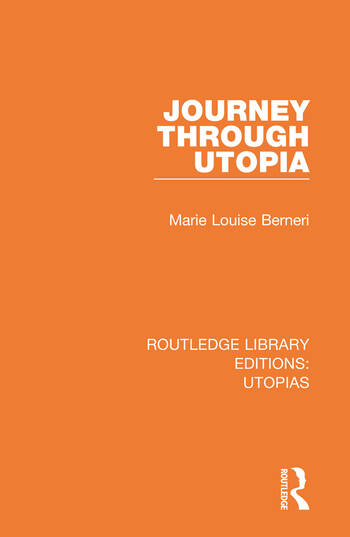 Journey through Utopia book cover