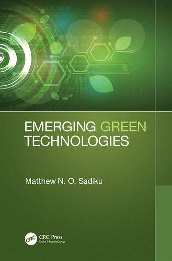 Emerging Green Technologies book cover