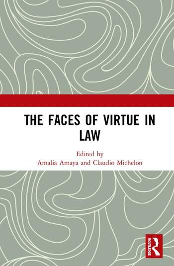The Faces of Virtue in Law book cover