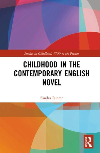 Childhood in the Contemporary English Novel book cover