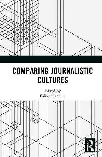 Comparing Journalistic Cultures book cover