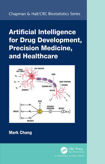 Artificial Intelligence for Drug Development, Precision Medicine, and Healthcare book cover