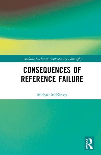 Consequences of Reference Failure book cover