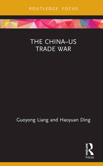 The China–US Trade War book cover