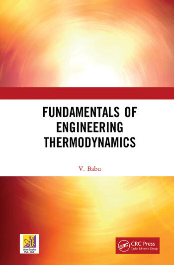 Fundamentals of Engineering Thermodynamics book cover