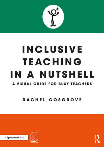 Inclusive Teaching in a Nutshell A Visual Guide for Busy Teachers book cover