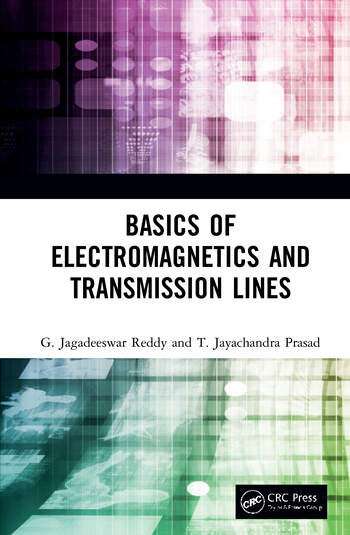 Basics of Electromagnetics and Transmission Lines book cover