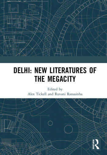 New Literatures of the Megacity book cover