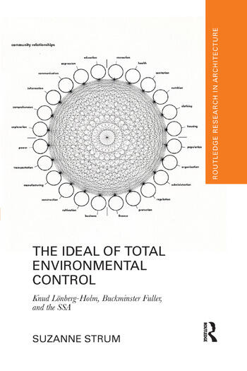 The Ideal of Total Environmental Control Knud Lönberg-Holm, Buckminster Fuller, and the SSA book cover