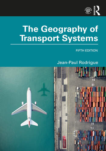The Geography of Transport Systems book cover