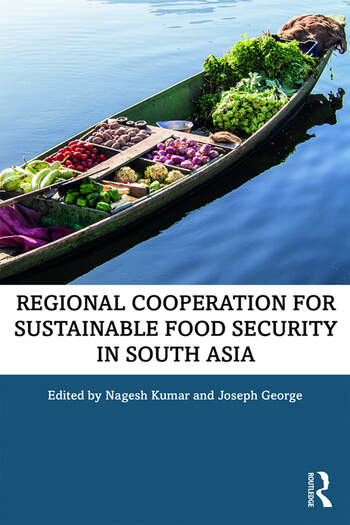 Regional Cooperation for Sustainable Food Security in South Asia book cover