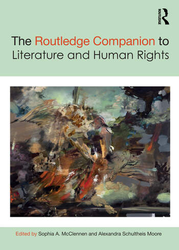 The Routledge Companion to Literature and Human Rights book cover