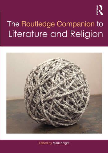 The Routledge Companion to Literature and Religion book cover