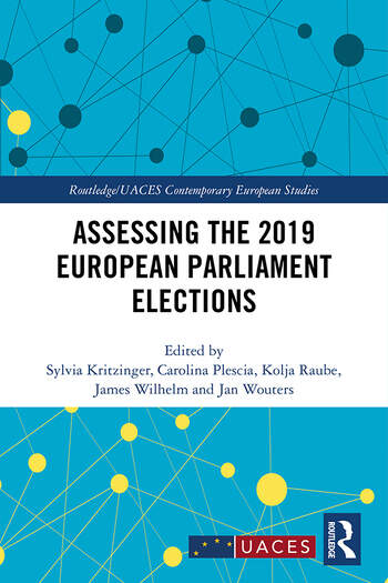 Assessing the 2019 European Parliament Elections book cover