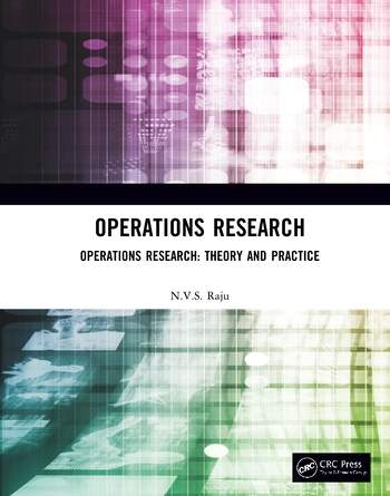 Operations Research Operations Research: Theory and Practice book cover