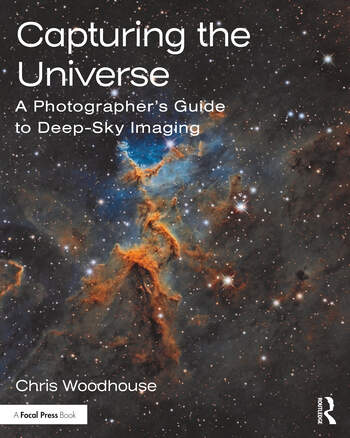 Capturing the Universe A Photographer's Guide to Deep-Sky Imaging book cover