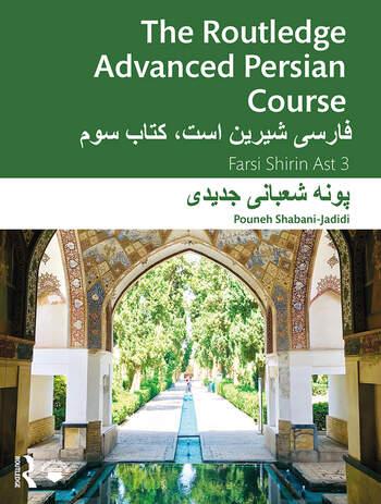 The Routledge Advanced Persian Course Farsi Shirin Ast 3 book cover