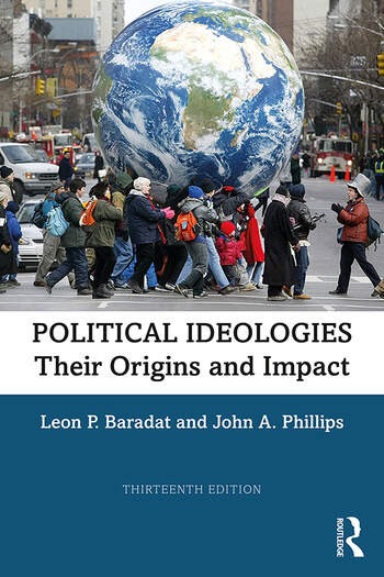 Political Ideologies Their Origins and Impact book cover