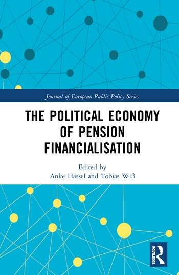 The Political Economy of Pension Financialisation book cover