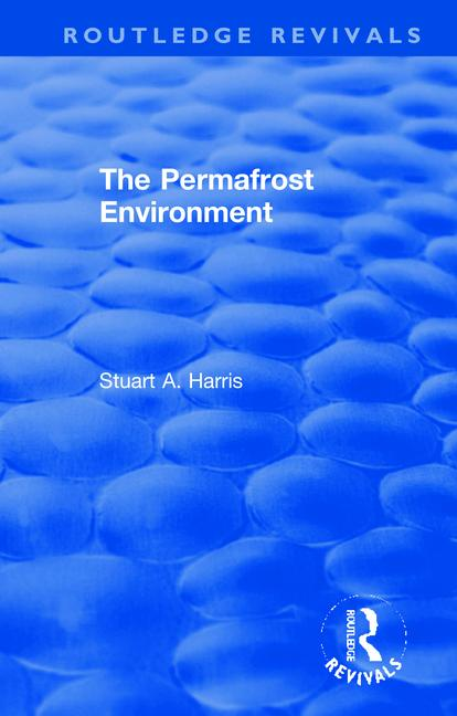 The Permafrost Environment book cover