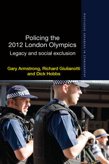 Policing the 2012 London Olympics Legacy and Social Exclusion book cover