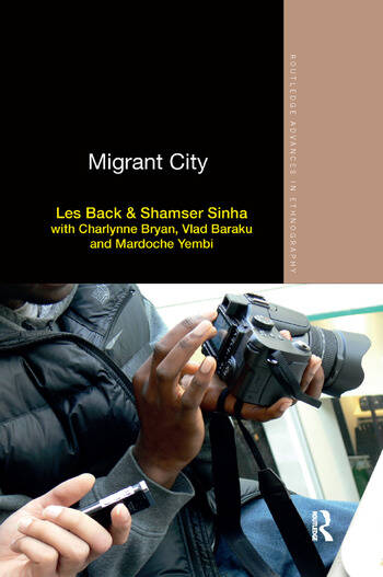 Migrant City book cover
