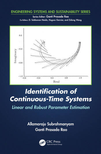 Identification of Continuous-Time Systems Linear and Robust Parameter Estimation book cover