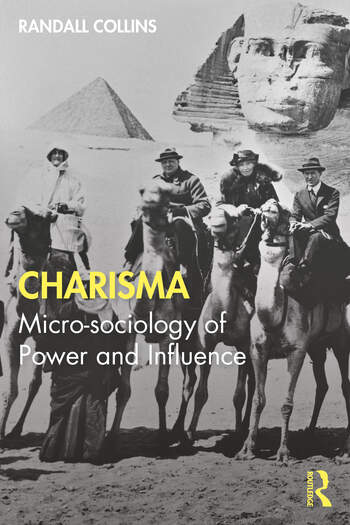 Charisma Micro-sociology of Power and Influence book cover