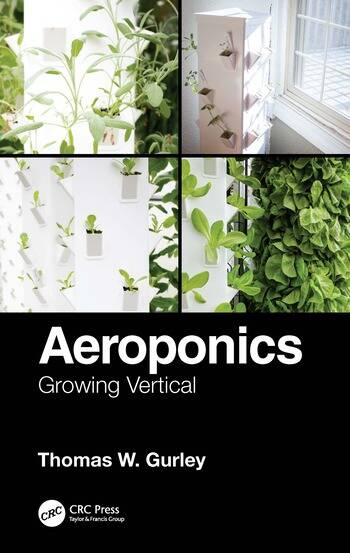 Aeroponics Growing Vertical book cover