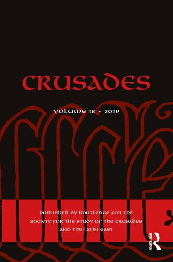 Crusades Volume 18 book cover