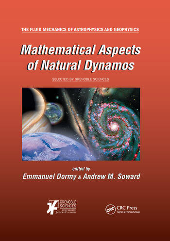 Mathematical Aspects of Natural Dynamos book cover