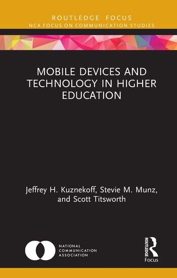 Mobile Devices and Technology in Higher Education book cover