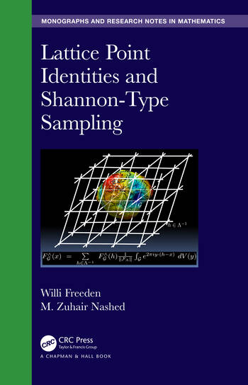 Lattice Point Identities and Shannon-Type Sampling book cover