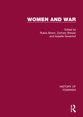 Women and War: V7 Canadian Women Write the Wars, 1763-1945 book cover
