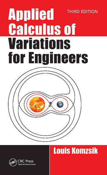 Applied Calculus of Variations for Engineers, Third edition book cover