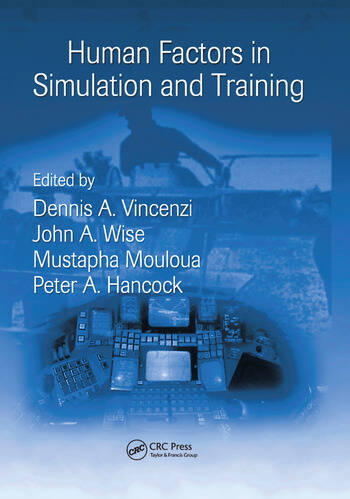 Human Factors in Simulation and Training book cover