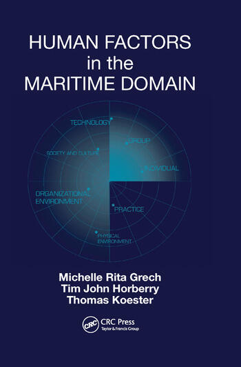Human Factors in the Maritime Domain book cover