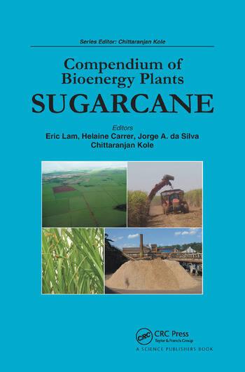 Compendium of Bioenergy Plants Sugarcane book cover