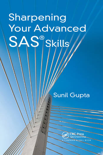 Sharpening Your Advanced SAS Skills book cover