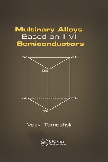 Multinary Alloys Based on II-VI Semiconductors book cover
