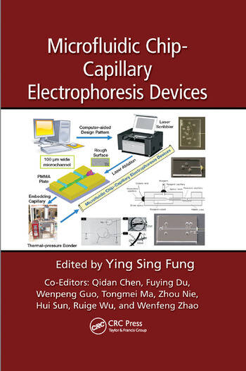 Microfluidic Chip-Capillary Electrophoresis Devices book cover