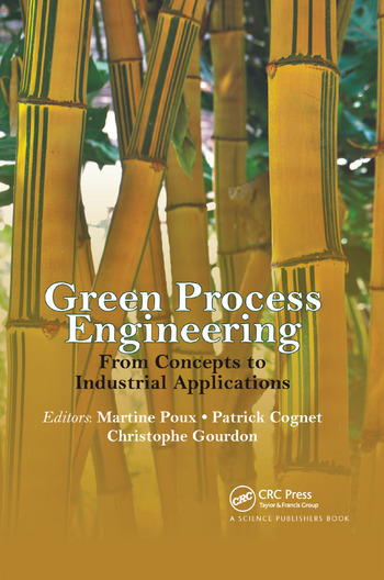 Green Process Engineering From Concepts to Industrial Applications book cover